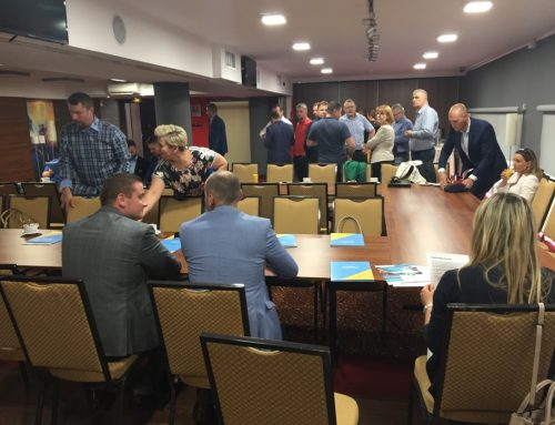 Ostatnie przed wakacjami spotkanie z pośrednikami w Białymstoku