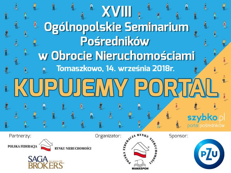 XVIII Ogólnopolskie Seminarium Pośredników