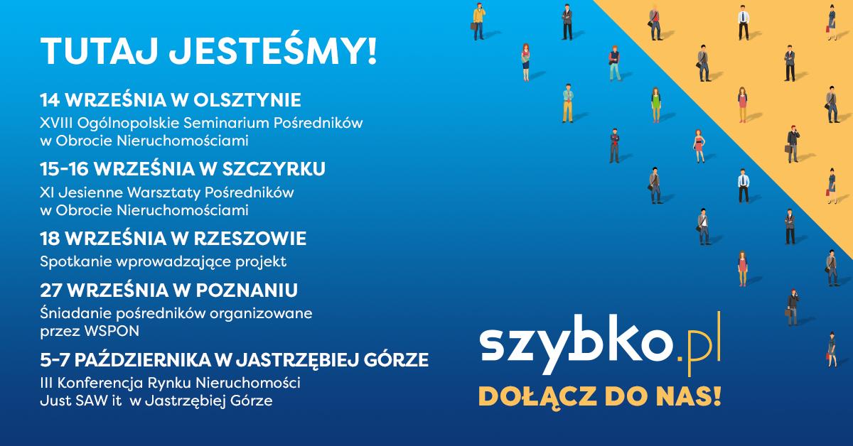 Co dalej z nowym projektem Szybko.pl?